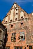 The Copernicus Museum in Torun, Poland Stock Photo