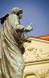 Copernicus statue Royalty Free Stock Image