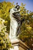 Copernicus statue Stock Photo