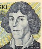 Copernicus van Nicolaus Stock Foto's