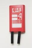 Coperta del fuoco Fotografie Stock