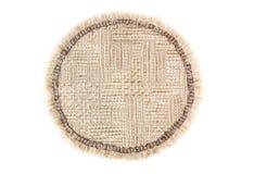 Coperta della tessile fotografia stock