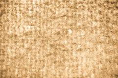 Coperta dorata Fotografia Stock