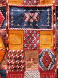 Coperte marocchine Immagini Stock Libere da Diritti