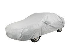 Copertina dell'automobile Fotografia Stock