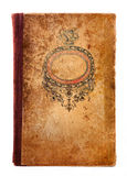 Copertina di libro con l'ornamento fotografie stock libere da diritti