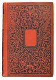 Copertina di libro dell'annata immagine stock