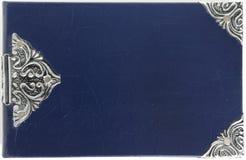 Copertina di libro dell'annata Immagini Stock