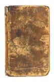 Copertina di libro di cuoio Fotografie Stock