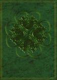 Copertina di libro di fantasia illustrazione di stock