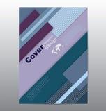 Copertina di libro per il modello Fotografia Stock Libera da Diritti
