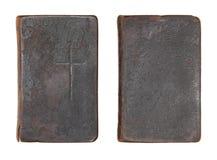 Copertina di vecchio libro Immagini Stock