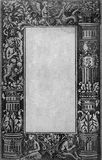 Copertina di vecchio libro Immagini Stock Libere da Diritti