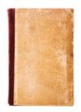 Copertina di vecchio libro Fotografie Stock Libere da Diritti