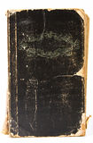 Copertina di vecchio libro con l'ornamento Immagini Stock Libere da Diritti