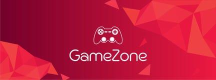 Copertura ENV del facebook di Gamezone royalty illustrazione gratis