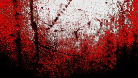 Copertura rossa Immagini Stock