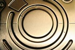 Copertura superiore del disco rigido immagine stock