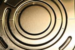 Copertura superiore del disco rigido Fotografia Stock