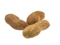 Coperture dell'arachide Fotografie Stock