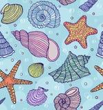 Coperture dell'oceano illustrazione vettoriale