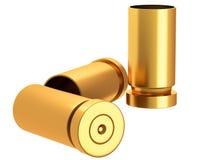 Coperture della pallottola Immagine Stock