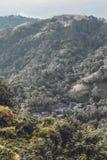 Copia carbone nelle nuvole fotografia stock