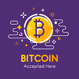 Copia di Bitcoin Royalty Illustrazione gratis