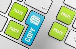 Copia - goma Imágenes de archivo libres de regalías