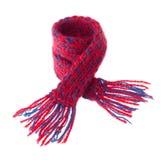Copia miniatura de la bufanda del invierno Imagen de archivo