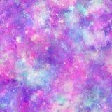 Copie de cosmos de galaxie d'explosion de couleur Image stock