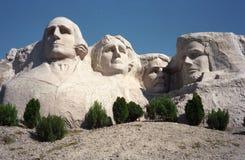 Copie de Mt. Rushmore, Windows sur la Chine, Taiwan Photographie stock