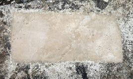 copie el espacio del cemento viejo del grunge Fotografía de archivo libre de regalías