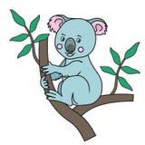 Copie mignonne de koala Photos stock