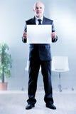Copie a placa do sinal do espaço para seu texto Fotografia de Stock Royalty Free