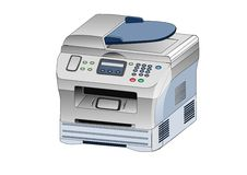 Copier Royalty Free Stock Image