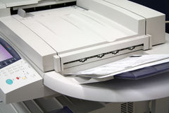 Copier Royalty Free Stock Photography