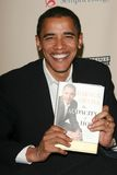 Barack Obama Photo libre de droits