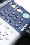 Copieur et fax de laser photos libres de droits