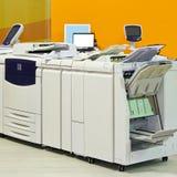 Copiez l'imprimante Images libres de droits