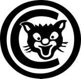 Copiez le chat Photos libres de droits