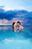 Copile at Maldives Stock Photos
