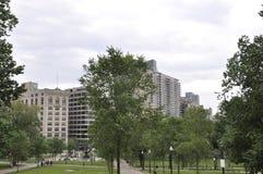Boston Ma, 30th June: Copley Square from Boston in Massachusettes State of USA Stock Photo