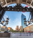 Copley Square Stock Image