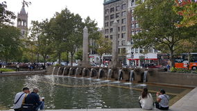 Copley Square royalty free stock photos
