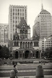 Copley Square Royalty Free Stock Images