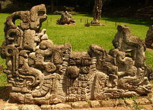 Copán - Honduras Stock Photo