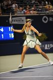 Copo 2009 de Sharapova Maria Rogers (12) Fotos de Stock