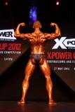 Copo 2012 de X-POWER Fotos de Stock Royalty Free