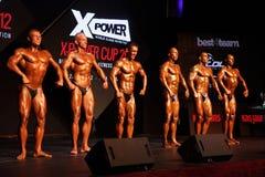 Copo 2012 de X-POWER Imagens de Stock